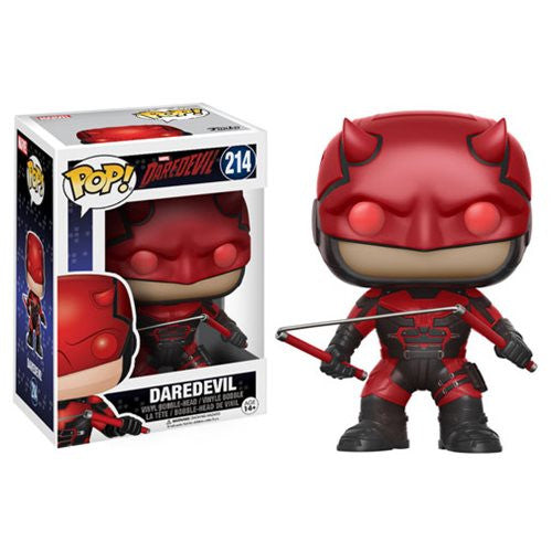 Marvel Pop! Vinyl Bobble-head - Daredevil - Funko - Woozy Moo