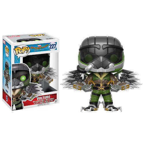 Marvel Spider-Man: Homecoming - Vulture Pop! Vinyl Bobble-head - Funko - Woozy Moo