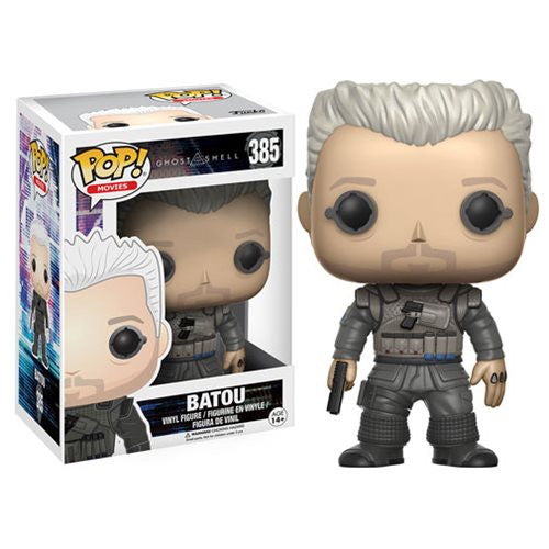 Pop! Movies - Ghost in the Shell (2017) - Batou - Vinyl Figure - Funko - Woozy Moo