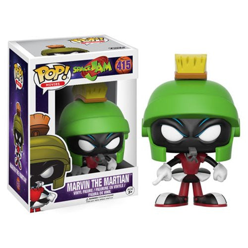 Pop! Movies - Space Jam - Marvin the Martian - Vinyl Figure - Funko - Woozy Moo