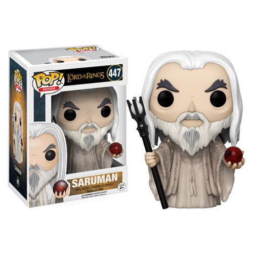 Saruman - The Lord of the Rings - Pop! Vinyl Figure - Funko - Woozy Moo