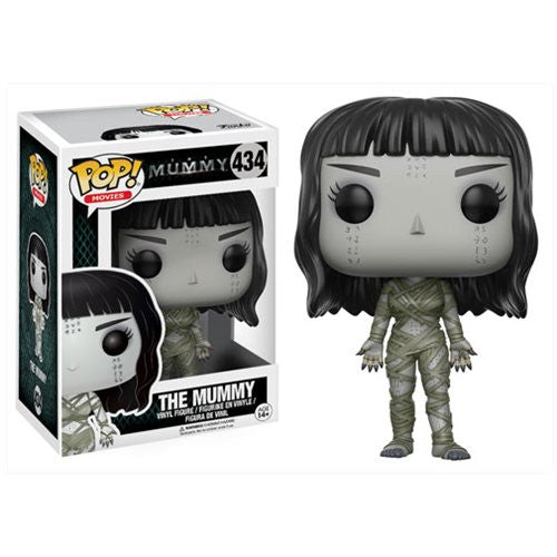 The Mummy (2017) Pop! Movies Vinyl Figure - Funko - Woozy Moo