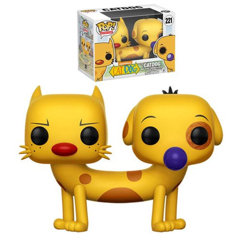 Catdog - Nickelodeon TV Animation - Pop! Vinyl Figure - Funko - Woozy Moo