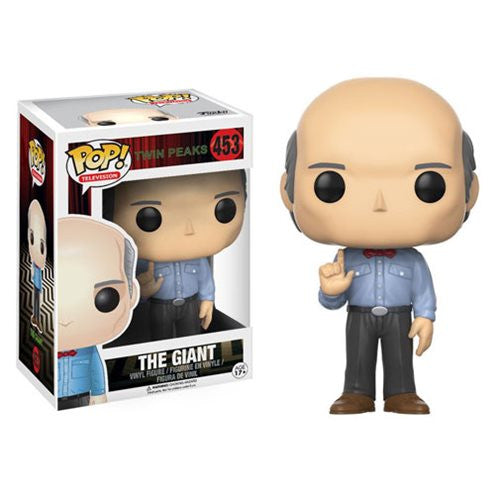 Pop! TV - Twin Peaks - The Giant - Vinyl Figure - Funko - Woozy Moo