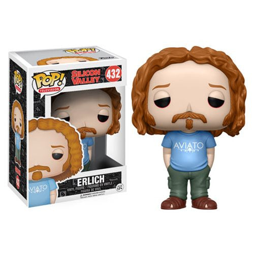 Silicon Valley - Erlich Pop! Vinyl Figure - Funko - Woozy Moo