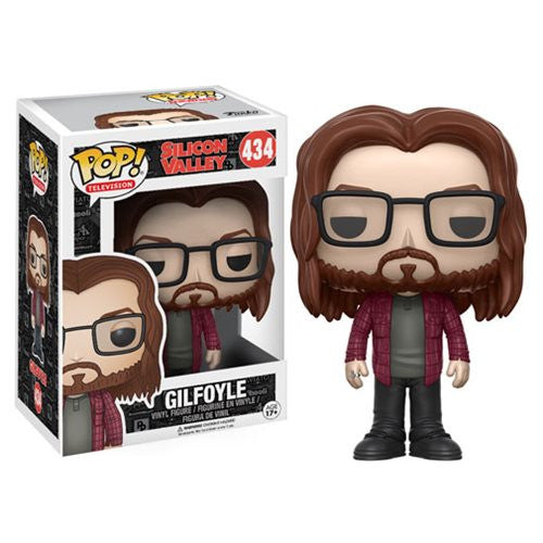 Silicon Valley - Gilfoyle Pop! Vinyl Figure - Funko - Woozy Moo
