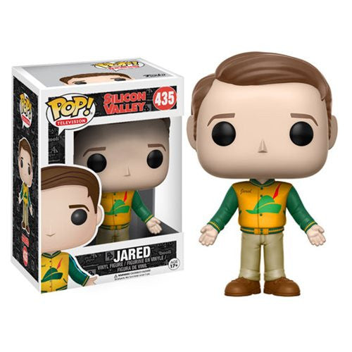 Silicon Valley - Jared Pop! Vinyl Figure - Funko - Woozy Moo
