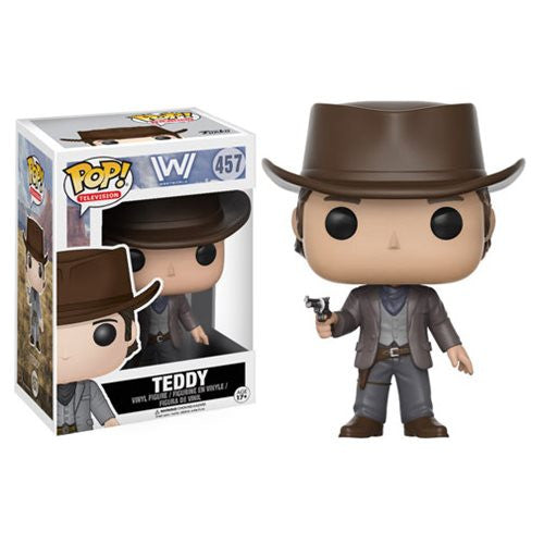 Westworld - Teddy - Pop! TV Vinyl Figure - Funko - Woozy Moo