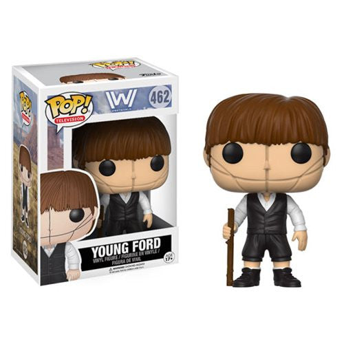 Westworld - Young Ford - Pop! TV Vinyl Figure - Funko - Woozy Moo