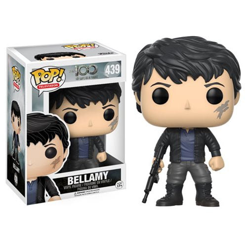 Pop! TV - The 100 - Bellamy - Vinyl Figure - Funko - Woozy Moo
