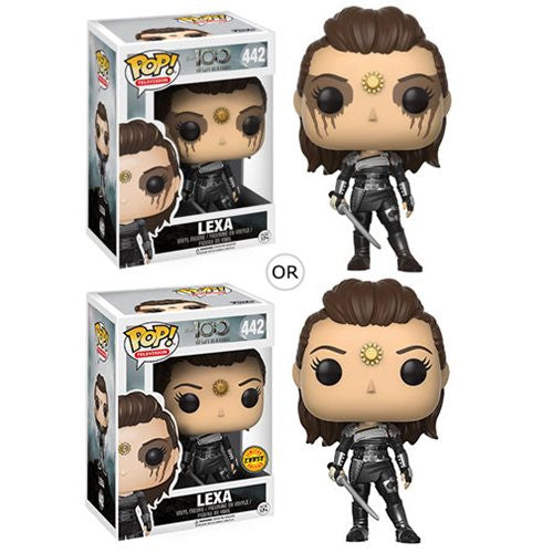Pop! TV - The 100 - Lexa - Vinyl Figure - Funko - Woozy Moo