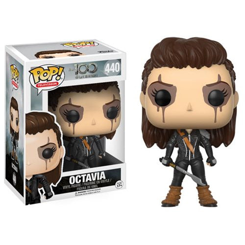 Pop! TV - The 100 - Octavia - Vinyl Figure - Funko - Woozy Moo