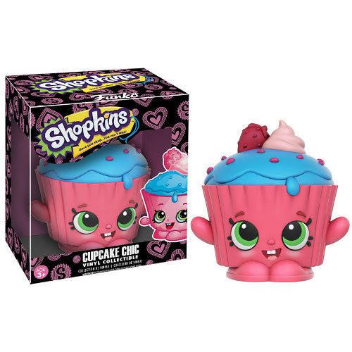 Shopkins - Cupcake Chic Vinyl Collectible - Funko - Woozy Moo