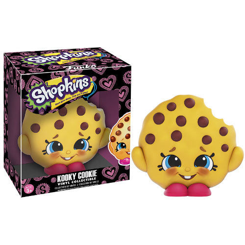 Shopkins - Kooky Cookie Vinyl Collectible - Funko - Woozy Moo