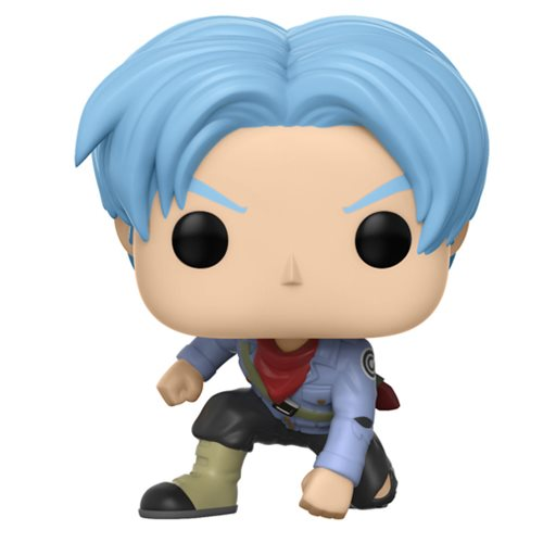 Future Trunks | Dragon Ball Super | POP! Animation Vinyl Figure #313 | Funko | Woozy Moo