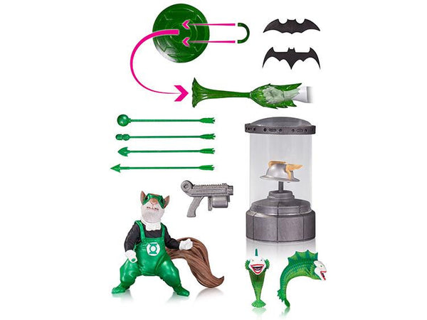 DC Comics Icons Accessory Pack 1 - DC Collectibles - Woozy Moo