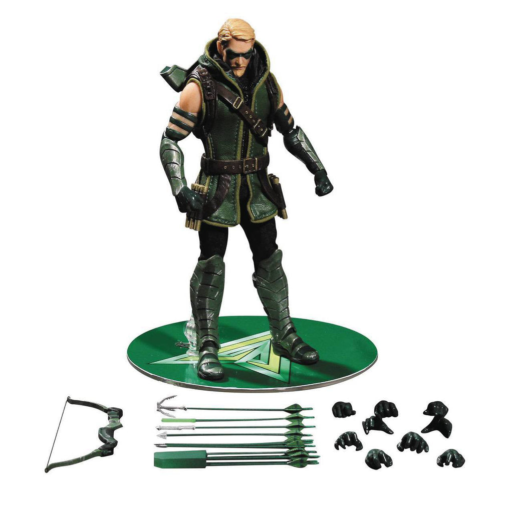 Green Arrow - DC Comics - One:12 Collective - Mezco - Woozy Moo - 1
