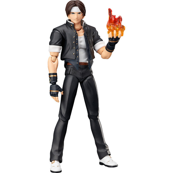 Kyo Kusanagi - The King of Fighters '98 Ultimate Match - figma - FREEing - Woozy Moo