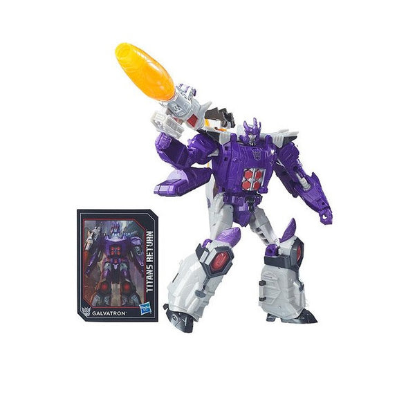 Transformers Titans Return Voyager Class - Galvatron - Hasbro - Woozy Moo - 1