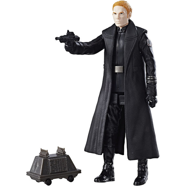 "General Hux | Star Wars Episode VIII The Last Jedi | Force Link 3.75"" Action Figure 