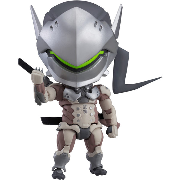 Genji: Classic Skin Edition | Overwatch | Nendoroid 838 | Good Smile Company / Blizzard | Woozy Moo