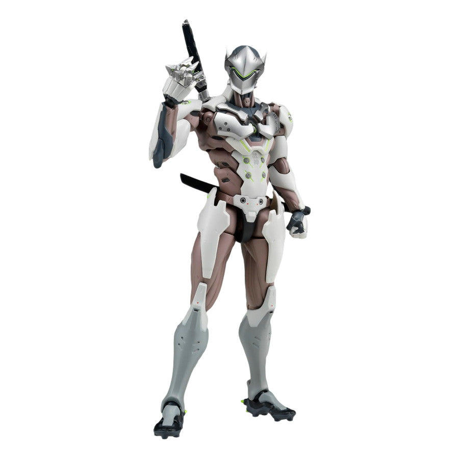Genji | Overwatch | figma No. 373 | Good Smile Company / Max Factory | Woozy Moo