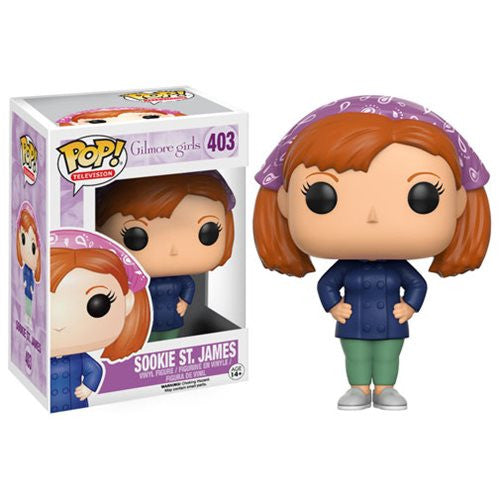 Gilmore Girls - Sooki St. James Pop! Vinyl Figure