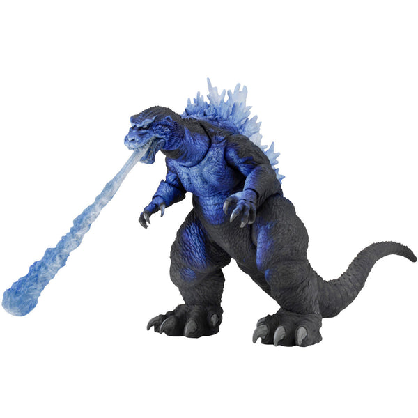 "Godzilla (Atomic Blast) - Godzilla, Mothra and King Ghidorah: Giant Monsters All-Out Attack - 12"" Head-to-Tail Action Figure - NECA - Woozy Moo"