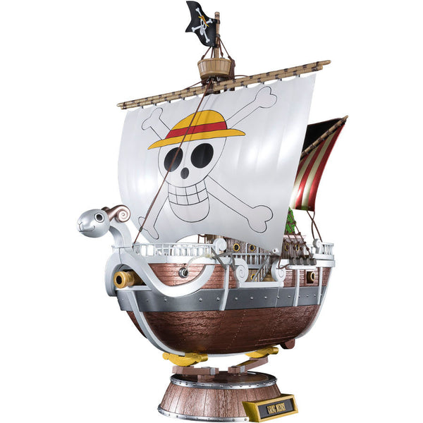 Going Merry (20th Anniversary Premium Metallic Color Version) - One Piece - Chogokin (超合金, Chōgōkin, Chougoukin) - Bandai Tamashii Nations - Woozy Moo