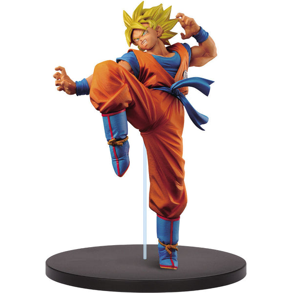 Super Saiyan Goku (孫 悟空, Son Gokū, Son Gokuu) - Dragon Ball Super - Fes!! vol.2 - Banpresto - Woozy Moo