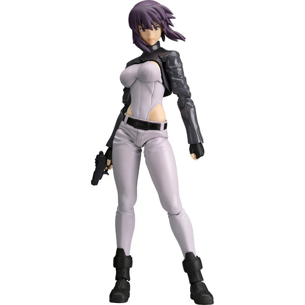 Motoko Kusanagi Ghost in the Shell Stand Alone Complex figma (re-run)