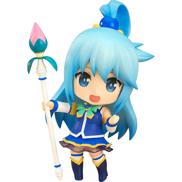 Aqua - KonoSuba: God's Blessing on this Wonderful World! (Kono Subarashii Sekai ni Shukufuku o!) - Nendoroid - Good Smile Company - Woozy Moo