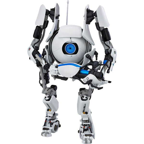Atlas - Portal 2 (Valve Source) - figma 342 - Good Smile Company / Max Factory - Woozy Moo