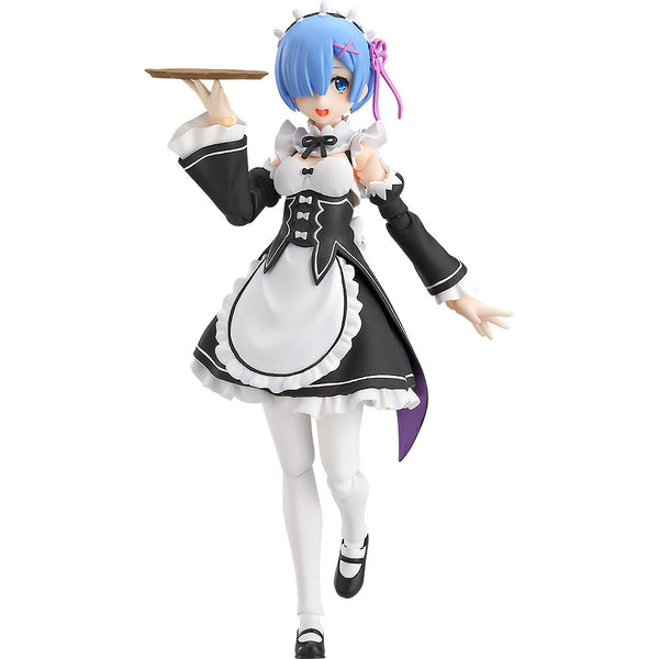 Rem - Re:ZERO -Starting Life in Another World- - figma - Max Factory - Woozy Moo