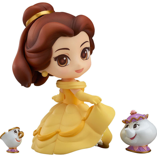 Belle - Beauty and the Beast - Disney - Nendoroid - Good Smile Company - Woozy Moo
