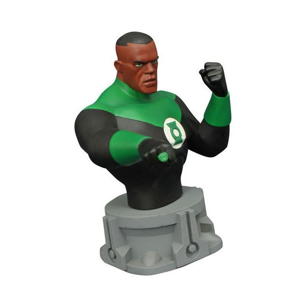 DC Gallery - Justice League Animated Series - Green Lantern - Diamond Select - Woozy Moo