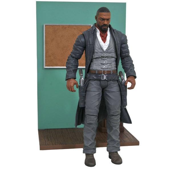 The Gunslinger / Roland Deschain (Idris Elba) - The Dark Tower - Action Figure - Diamond Select Toys - Woozy Moo
