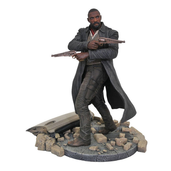 The Gunslinger / Roland Deschain (Idris Elba) - The Dark Tower - Gallery Statue - Diamond Select Toys - Woozy Moo