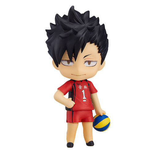 Haikyu!! Karasuno High VS Shiratorizawa Academy - Kuroo Tetsuro Nendoroid - Orange Rouge - Woozy Moo - 1