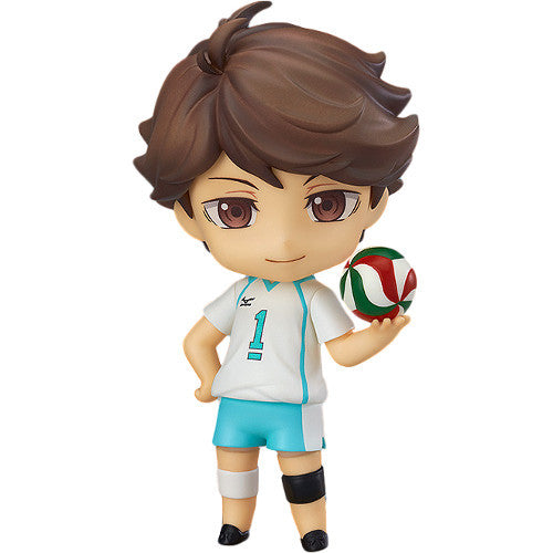 Haikyu!! - Oikawa Touru (Re-run) Nendoroid - Orange Rouge - Woozy Moo - 1