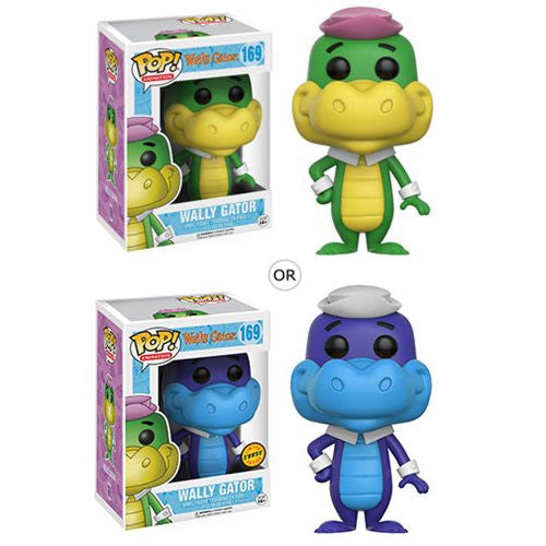 Wally Gator - Hanna-Barbera - Pop! Vinyl Figure - Funko - Woozy Moo