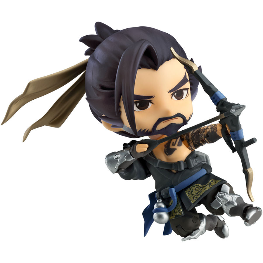 Hanzo: Classic Skin Edition | Overwatch | Nendoroid 839 | Good Smile Company / Blizzard | Woozy Moo