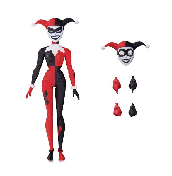 DC Batman Animated Series/New Batman Adventures - Harley Quinn - DC Collectibles - Woozy Moo