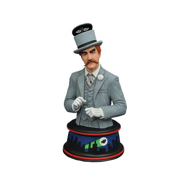 Mad Hatter  - Batman TV Series (1966) Bust - Diamond Select - Woozy Moo
