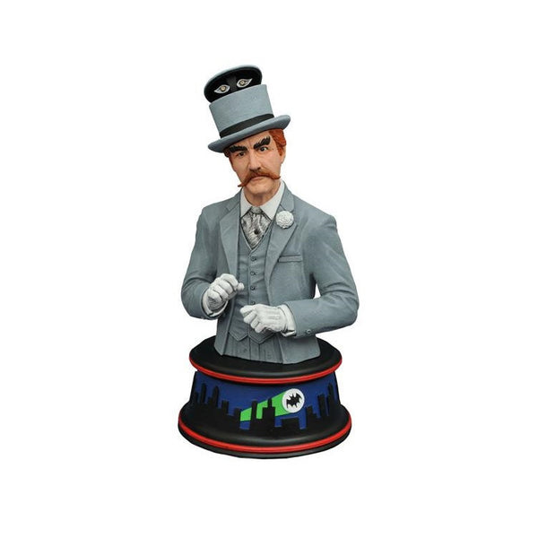 DC Batman TV Series (1966) - Mad Hatter Bust - Diamond Select - Woozy Moo