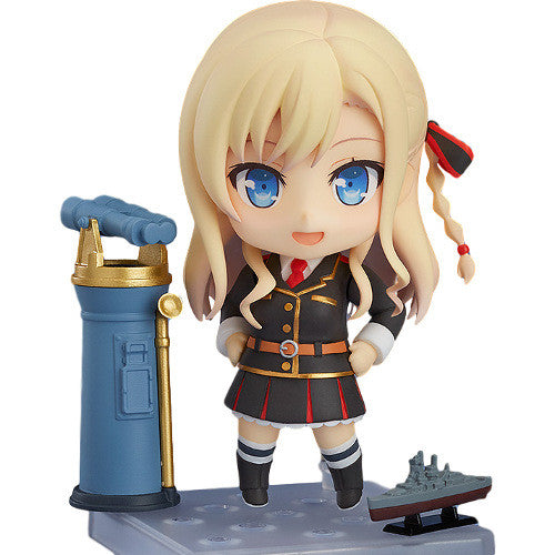 High School Fleet - Wilhelmina Nendoroid - Good Smile Company - Woozy Moo - 1