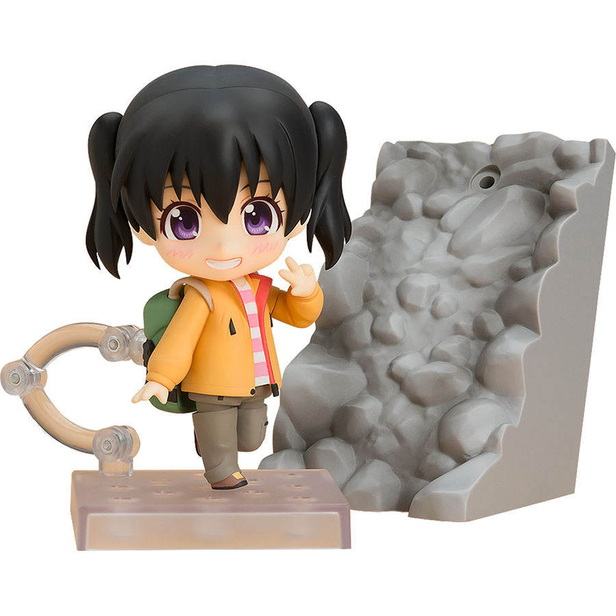 Kuraue Hinata | Encouragement of Climb (ヤマノススメ, Yama no Susume, Recommendation of Mountaineering) | Nendoroid 853 | Good Smile Company | Woozy Moo