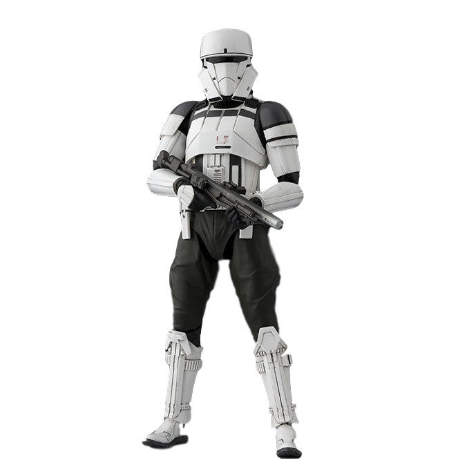 Star Wars Rogue One - Hovertank Pilot - S.H.Figuarts - Bandai - Woozy Moo - 1