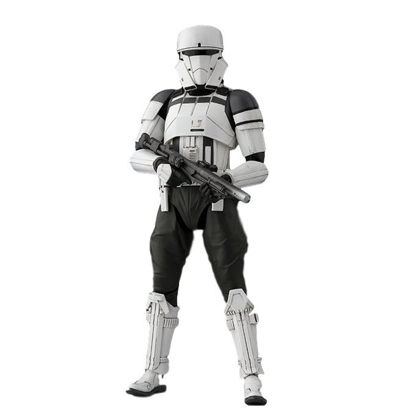 Star Wars Rogue One: Hovertank Pilot - S.H. Figuarts - Bandai - Woozy Moo - 1