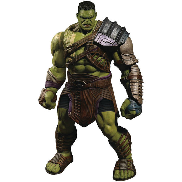 Hulk | Marvel's Thor: Ragnarok (2017, Marvel Cinematic Universe) | One:12 Collective | Mezco Toyz | Woozy Moo
